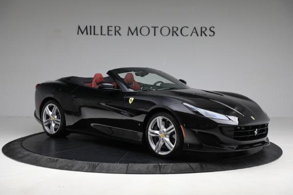 Used 2019 Ferrari Portofino for sale $249,900 at Bentley Greenwich in Greenwich CT 06830 10