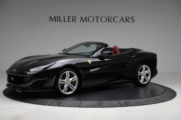 Used 2019 Ferrari Portofino for sale $249,900 at Bentley Greenwich in Greenwich CT 06830 2