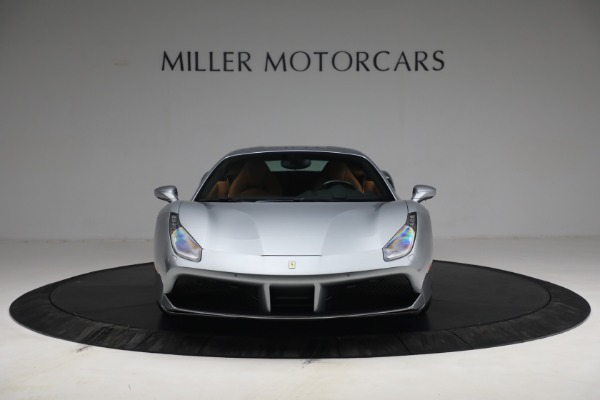 Used 2018 Ferrari 488 GTB for sale Sold at Bentley Greenwich in Greenwich CT 06830 12
