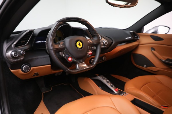 Used 2018 Ferrari 488 GTB for sale Sold at Bentley Greenwich in Greenwich CT 06830 13