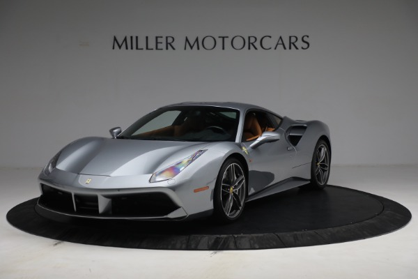 Used 2018 Ferrari 488 GTB for sale Sold at Bentley Greenwich in Greenwich CT 06830 1