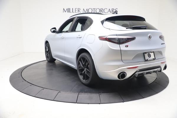 New 2021 Alfa Romeo Stelvio Ti Sport Q4 for sale $57,200 at Bentley Greenwich in Greenwich CT 06830 5