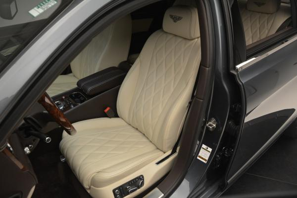 Used 2015 Bentley Flying Spur V8 for sale Sold at Bentley Greenwich in Greenwich CT 06830 22