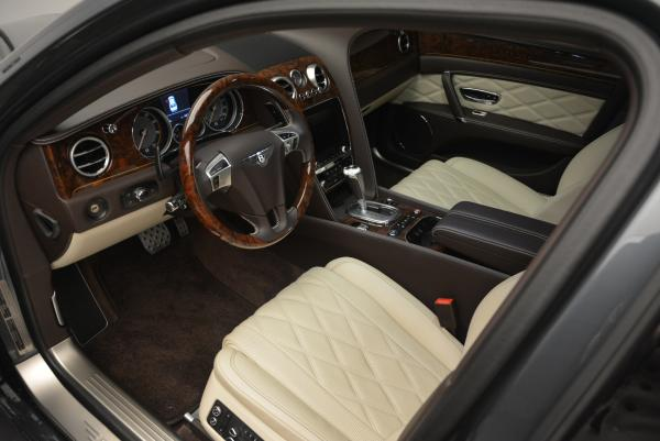 Used 2015 Bentley Flying Spur V8 for sale Sold at Bentley Greenwich in Greenwich CT 06830 24