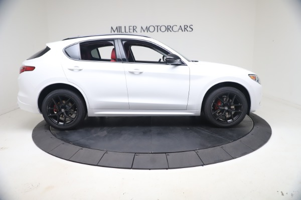 New 2021 Alfa Romeo Stelvio Ti Q4 for sale $53,740 at Bentley Greenwich in Greenwich CT 06830 10