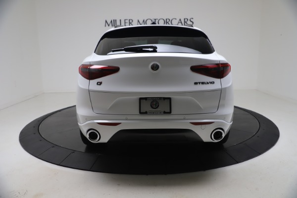 New 2021 Alfa Romeo Stelvio Ti Q4 for sale $53,740 at Bentley Greenwich in Greenwich CT 06830 7