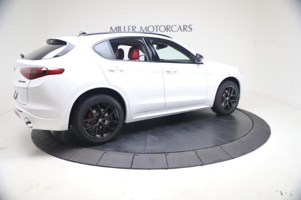 New 2021 Alfa Romeo Stelvio Ti Q4 for sale $53,740 at Bentley Greenwich in Greenwich CT 06830 9