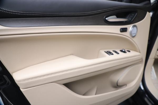 New 2021 Alfa Romeo Stelvio Ti Q4 for sale $54,755 at Bentley Greenwich in Greenwich CT 06830 14