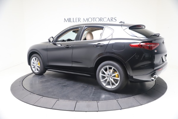 New 2021 Alfa Romeo Stelvio Ti Q4 for sale $54,755 at Bentley Greenwich in Greenwich CT 06830 4