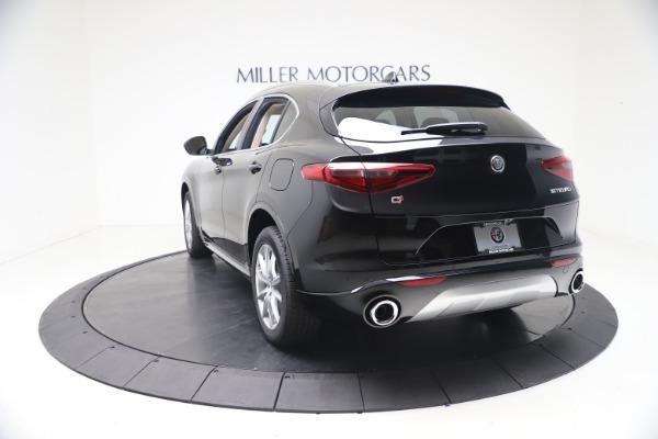 New 2021 Alfa Romeo Stelvio Ti Q4 for sale $54,755 at Bentley Greenwich in Greenwich CT 06830 5