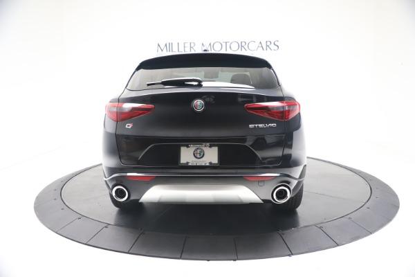 New 2021 Alfa Romeo Stelvio Ti Q4 for sale $54,755 at Bentley Greenwich in Greenwich CT 06830 6
