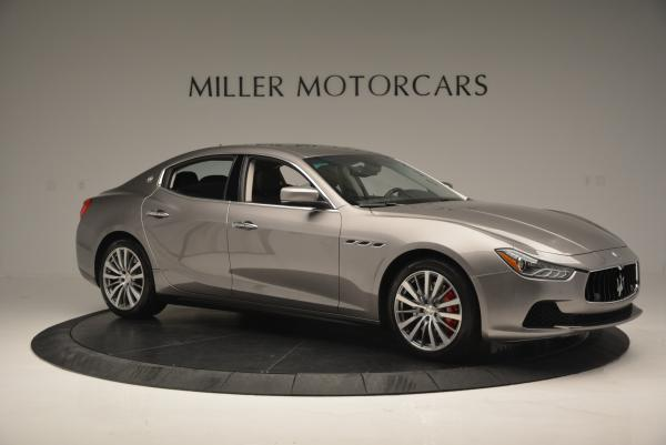 New 2016 Maserati Ghibli S Q4 for sale Sold at Bentley Greenwich in Greenwich CT 06830 10