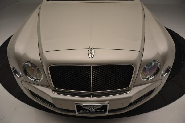 Used 2016 Bentley Mulsanne Speed for sale Sold at Bentley Greenwich in Greenwich CT 06830 12