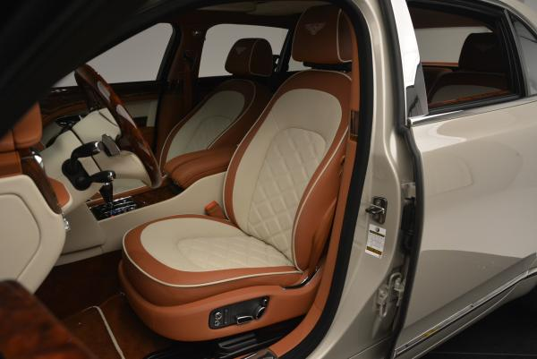 Used 2016 Bentley Mulsanne Speed for sale Sold at Bentley Greenwich in Greenwich CT 06830 23