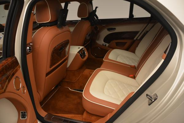 Used 2016 Bentley Mulsanne Speed for sale Sold at Bentley Greenwich in Greenwich CT 06830 26