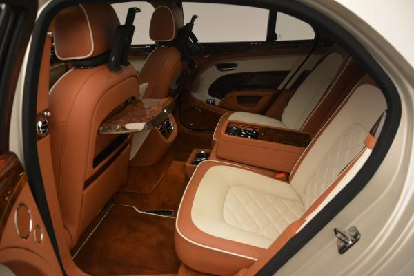Used 2016 Bentley Mulsanne Speed for sale Sold at Bentley Greenwich in Greenwich CT 06830 27