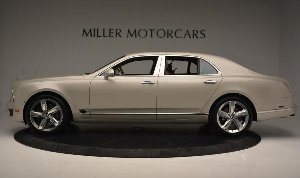 Used 2016 Bentley Mulsanne Speed for sale Sold at Bentley Greenwich in Greenwich CT 06830 3