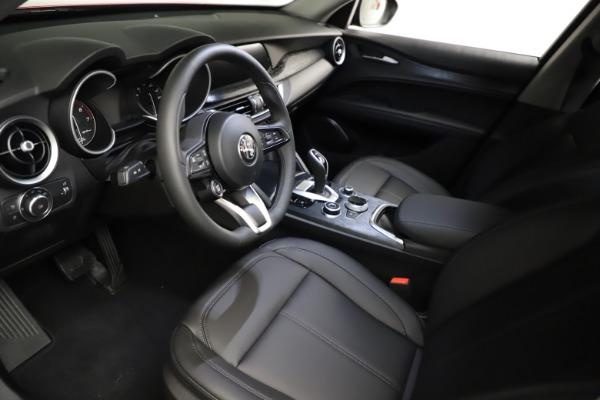 New 2021 Alfa Romeo Stelvio Q4 for sale $50,535 at Bentley Greenwich in Greenwich CT 06830 16