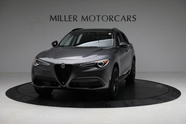 New 2021 Alfa Romeo Stelvio Ti Q4 for sale $52,705 at Bentley Greenwich in Greenwich CT 06830 1