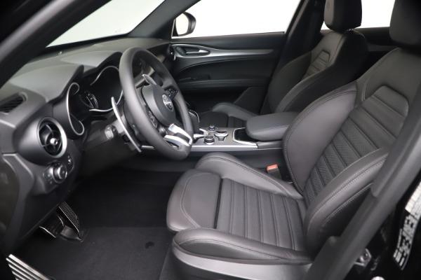 New 2021 Alfa Romeo Stelvio Ti Sport Q4 for sale $56,900 at Bentley Greenwich in Greenwich CT 06830 14