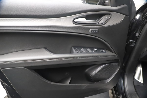 New 2021 Alfa Romeo Stelvio Ti Sport Q4 for sale $56,900 at Bentley Greenwich in Greenwich CT 06830 16