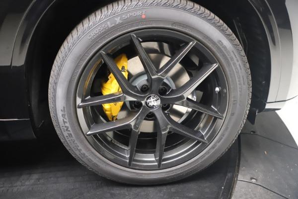 New 2021 Alfa Romeo Stelvio Ti Sport Q4 for sale $56,900 at Bentley Greenwich in Greenwich CT 06830 22
