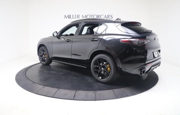 New 2021 Alfa Romeo Stelvio Ti Sport Q4 for sale $56,900 at Bentley Greenwich in Greenwich CT 06830 5