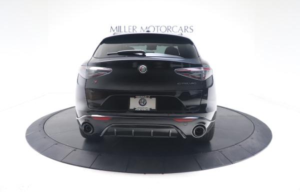 New 2021 Alfa Romeo Stelvio Ti Sport Q4 for sale $56,900 at Bentley Greenwich in Greenwich CT 06830 6