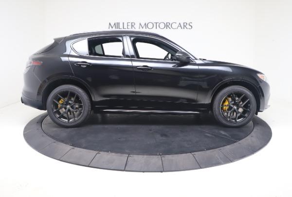 New 2021 Alfa Romeo Stelvio Ti Sport Q4 for sale $56,900 at Bentley Greenwich in Greenwich CT 06830 9