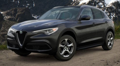 New 2021 Alfa Romeo Stelvio Q4 for sale Call for price at Bentley Greenwich in Greenwich CT 06830 1