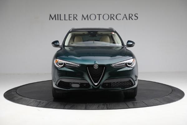 New 2021 Alfa Romeo Stelvio Ti Q4 for sale $55,205 at Bentley Greenwich in Greenwich CT 06830 12