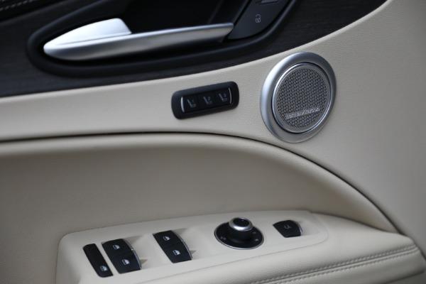 New 2021 Alfa Romeo Stelvio Ti Q4 for sale $55,205 at Bentley Greenwich in Greenwich CT 06830 18