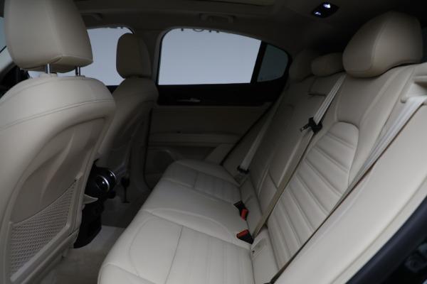 New 2021 Alfa Romeo Stelvio Ti Q4 for sale $55,205 at Bentley Greenwich in Greenwich CT 06830 24