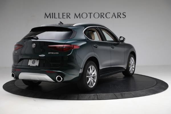 New 2021 Alfa Romeo Stelvio Ti Q4 for sale $55,205 at Bentley Greenwich in Greenwich CT 06830 7