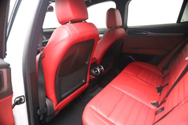 New 2021 Alfa Romeo Stelvio Ti Sport Q4 for sale Call for price at Bentley Greenwich in Greenwich CT 06830 17
