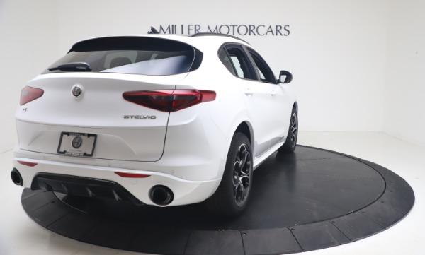 New 2021 Alfa Romeo Stelvio Ti Sport Q4 for sale Call for price at Bentley Greenwich in Greenwich CT 06830 7