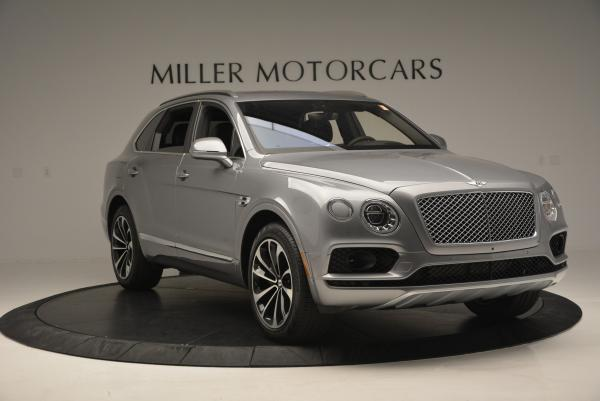 Used 2017 Bentley Bentayga W12 for sale Sold at Bentley Greenwich in Greenwich CT 06830 13
