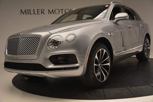 Used 2017 Bentley Bentayga W12 for sale Sold at Bentley Greenwich in Greenwich CT 06830 17