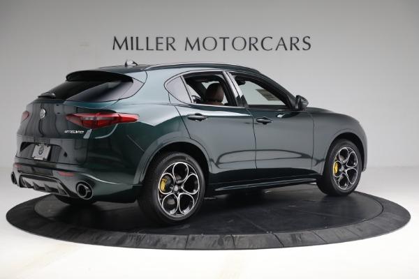 New 2021 Alfa Romeo Stelvio Ti Sport Q4 for sale Sold at Bentley Greenwich in Greenwich CT 06830 8