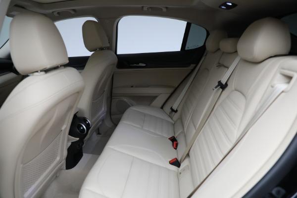 New 2021 Alfa Romeo Stelvio Ti Q4 for sale $57,400 at Bentley Greenwich in Greenwich CT 06830 26