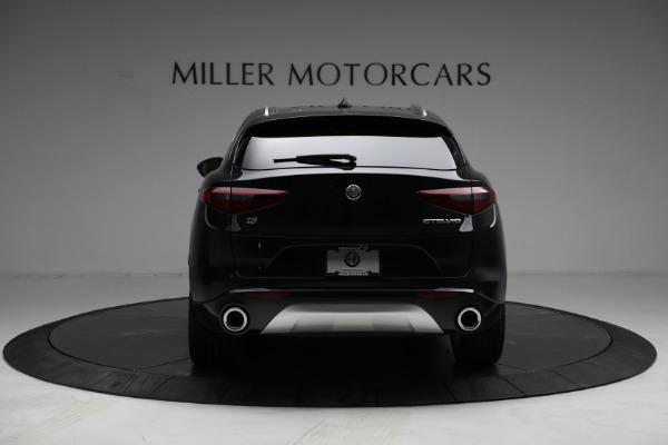 New 2021 Alfa Romeo Stelvio Ti Q4 for sale $57,400 at Bentley Greenwich in Greenwich CT 06830 6
