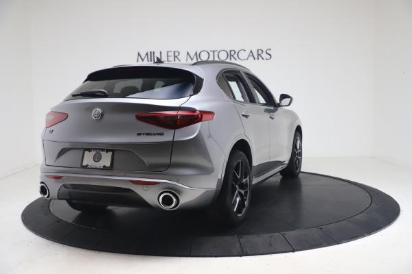 New 2021 Alfa Romeo Stelvio Ti Q4 for sale $54,400 at Bentley Greenwich in Greenwich CT 06830 7