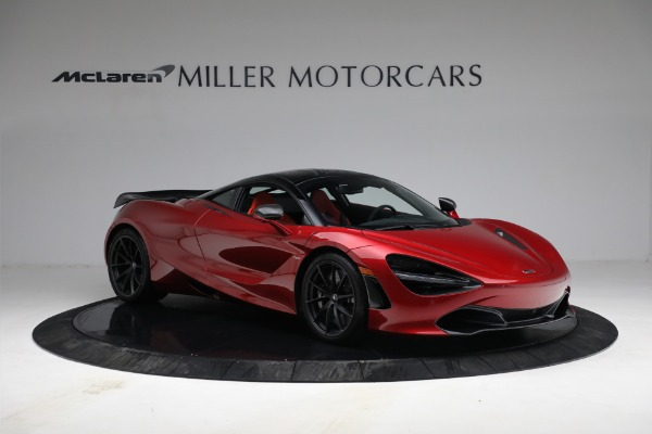 Used 2020 McLaren 720S Performance for sale $329,900 at Bentley Greenwich in Greenwich CT 06830 10
