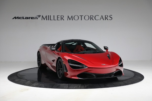 Used 2020 McLaren 720S Performance for sale $329,900 at Bentley Greenwich in Greenwich CT 06830 11
