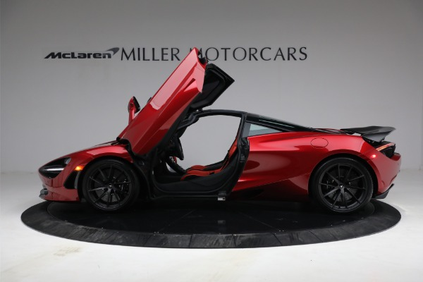 Used 2020 McLaren 720S Performance for sale $329,900 at Bentley Greenwich in Greenwich CT 06830 15