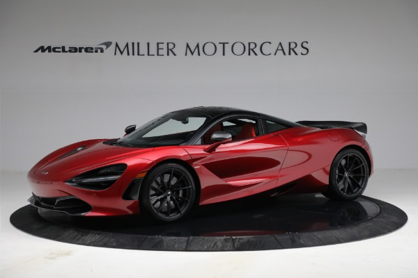Used 2020 McLaren 720S Performance for sale $329,900 at Bentley Greenwich in Greenwich CT 06830 2