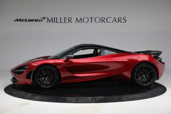 Used 2020 McLaren 720S Performance for sale $329,900 at Bentley Greenwich in Greenwich CT 06830 3