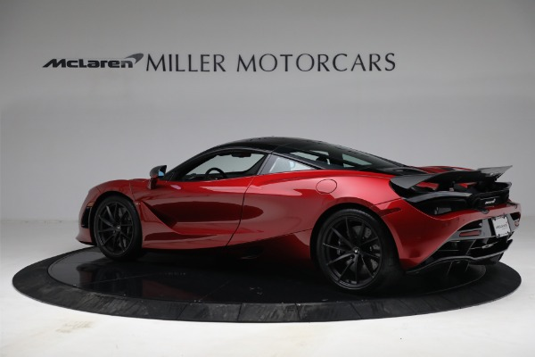 Used 2020 McLaren 720S Performance for sale $329,900 at Bentley Greenwich in Greenwich CT 06830 4