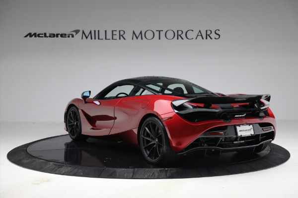 Used 2020 McLaren 720S Performance for sale $329,900 at Bentley Greenwich in Greenwich CT 06830 5