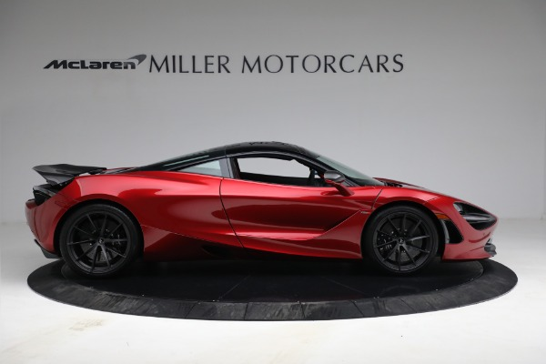 Used 2020 McLaren 720S Performance for sale $329,900 at Bentley Greenwich in Greenwich CT 06830 9